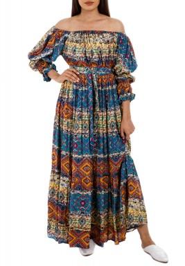 فستان كابري سان