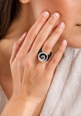 خاتم الدوائر اللولبية