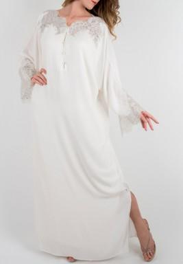 ذا سيلفر فستان