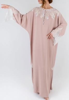 فستان دانتيل السلطان