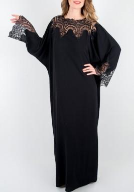 فستان سلطان أسود