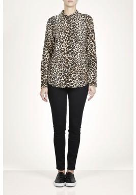 قميص الفهد سليم