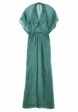 فستان قفطان من الشيفون