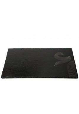 لوح مسطح مستطيل الشكل مطلي 30x20cm