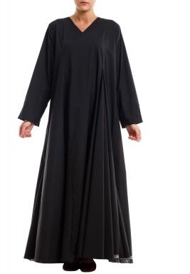 فستان سييرا بأكمام طويلة