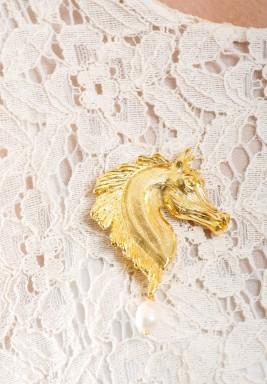 بروش الحصان