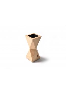 مبخرة خشبية تصميم ألماس