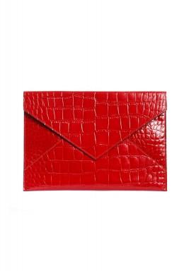محفظة جراند إينفي أحمر