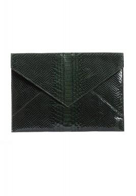 محفظة جراند إينفي أخضر غامق