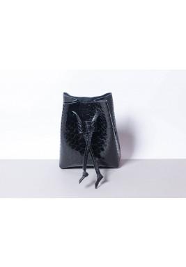 حقيبة الخصر كاندي أسود