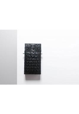 حقيبة طراز صندوق السجائر أسود