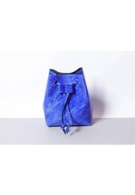 حقيبة الخصر كاندي أزرق