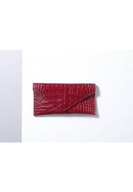 محفظة إينفي أحمر