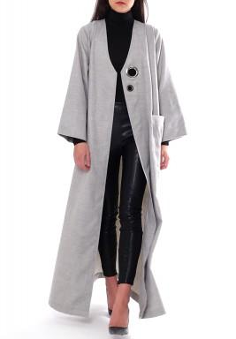 معطف النسر الرمادي