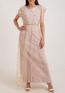 فستان جولدي رائع وجذاب
