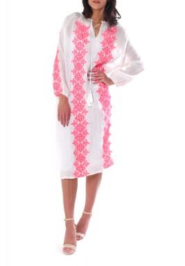 فستان بولشوي الوردي
