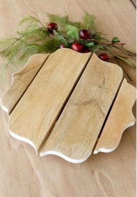 رومانتيك صينية خشب كبيرة