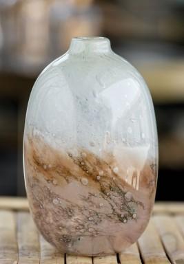 مزهرية زجاج بيل دي تير