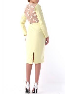 فستان Deux من القطن