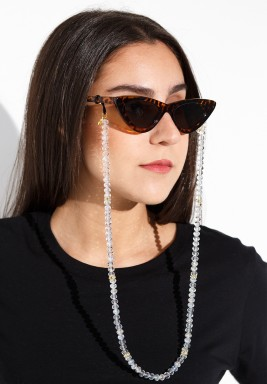 سلسلة النظارات الشمسية كريستال