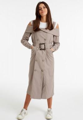 فستان واقي من المطر