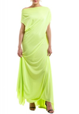 فستان نيون