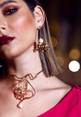 Escallonia Earrings