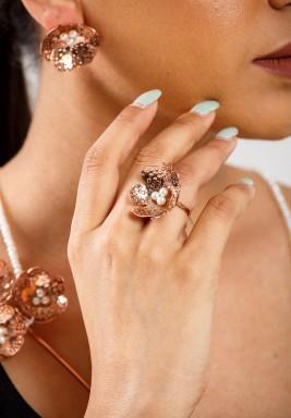 خاتم أزهار الكرز – بطلب مسبق