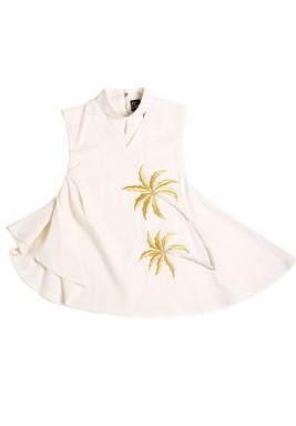 فستان النخيل للأطفال