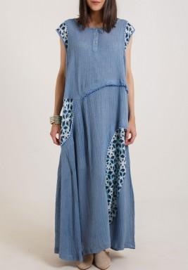 فستان جينزا