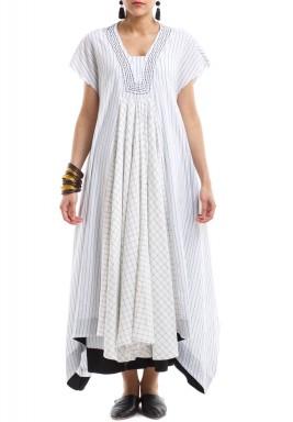 فستان وبنطال