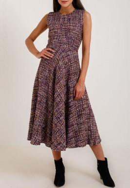 فستان تويدي