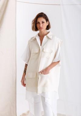 قميص أوف-وايت كاجوال