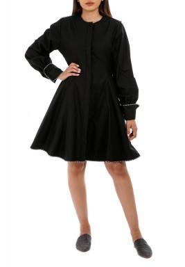 فستان نوڤا الأسود