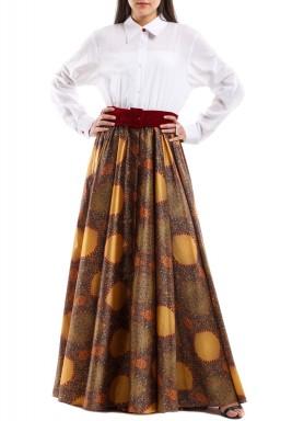 فستان جاوري