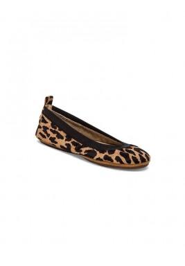 حذاء سمرة بطبعة نمرية