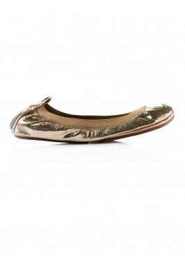 حذاء مارلين باللون البرونزي